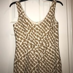 Dress by J. Crew, size 2, excellent condition!